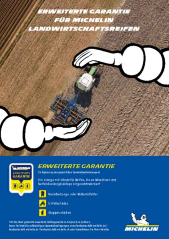 Erweiterte Garantie Michelin